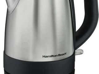 Used  Hamilton Beach 1l Electric Kettle