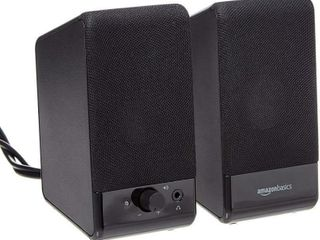 AmazonBasics Computer Speakers for Desktop or