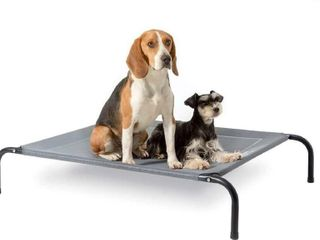 Bedsure Elevated Dog Bed   large Raised Dog Cot