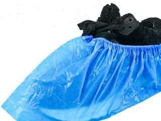 3  100 Pks Shoe Boot Covers  Disposable