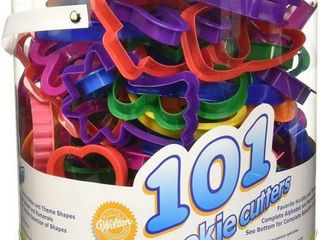 Wilton Cookie Cutters Set  101 Piece