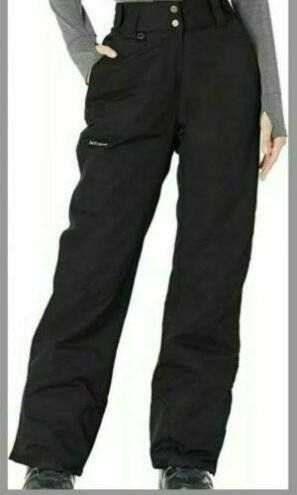Arctix Women s Insulated Snow Pants  Black