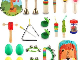 Wooden Musical Percussion Instruments