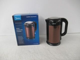 Used  Midea Electric Kettle 1 7l MK H317E1BR