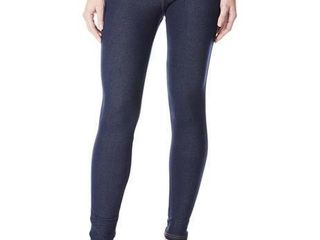 No Nonsense Women s Xl legging  Dark Denim