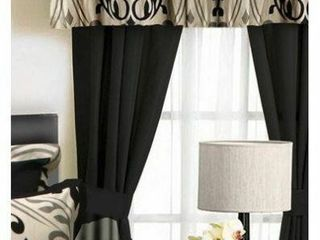 Tribeca living Prague Cotton 6 piece Window