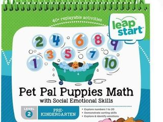 leapFrog leapStart Pre Kindergarten Activity Book