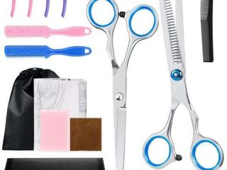 Professional Hair Cutting Blue Kit Hair Cutting
