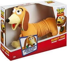 Disney Pixar Toy Story 4 Plush Slinky Dog
