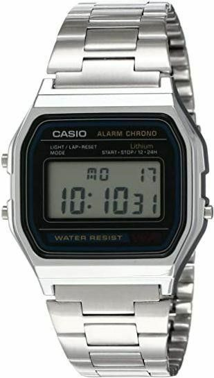 Casio Men s A158W 1 Classic Digital Watch