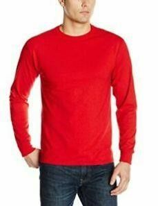 Jerzees Men s MD Dri Power long Sleeve T Shirt