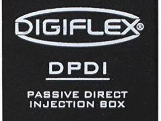 Digiflex DPDI Professional Direct Box  Single