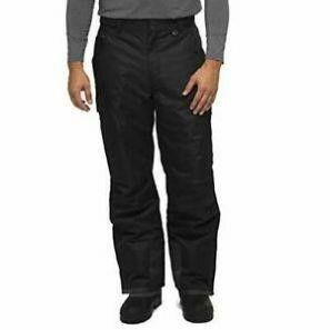 Arctix Men s Xl Snow Sports Cargo Pants  Black