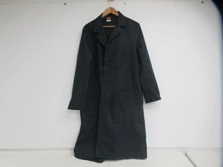 Red Kap Men s Shop Coat  Navy  42