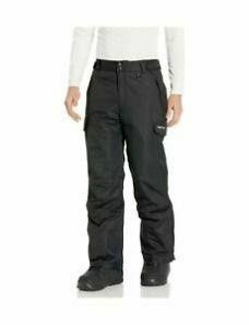 Arctix Men s Snow Sports Cargo Pants  Black  Small