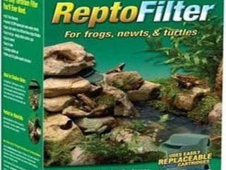 Tetra Reptile Terrarium Filter  125 GPH For 55