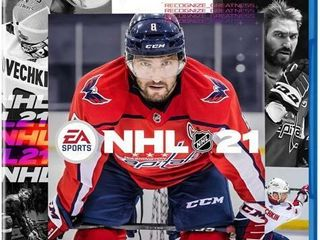 NHl 21   PlayStation 4