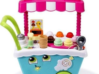 leapFrog Scoop   learn Ice Cream Cart  English