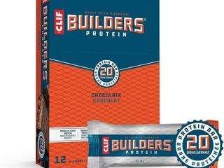 ClIF BUIlDERS   Protein Bars   Chocolate    68