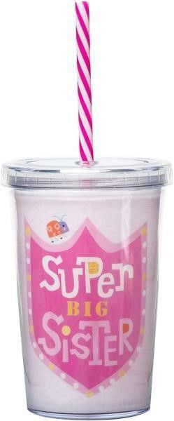 C R  Gibson  Super Big Sister  Pink Insulated