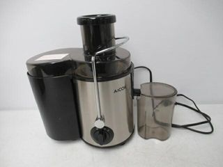 Used  AICOK Juicer  Wide Mouth Electric