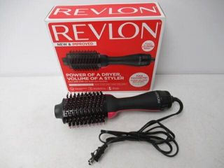 Used  Revlon One Step Hair Dryer   Volumizer Hot