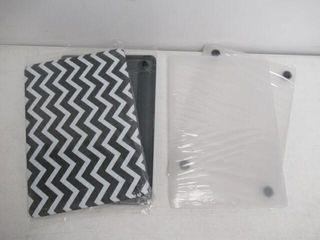 2  Unik Case 13 Inch Chevron Series Frosted