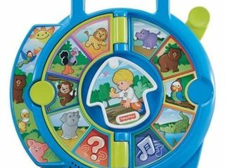 Fisher Price little People World of Animals See  n