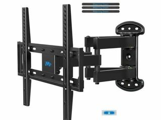 TV Wall Mount Full Motion Swivel TV Hanger for