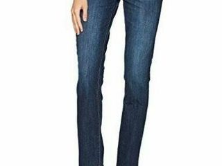levi s Women s Straight 505 Jeans  Sleek Blue  29