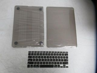 2  Unik 2 In 1 Case Shell Cover for MacBook Air