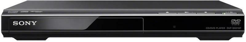 Sony DVPSR210P DVD Player  Progressive Scan
