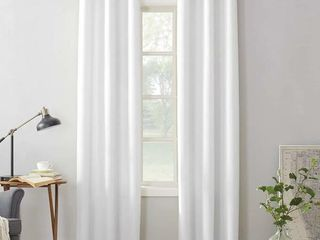 No  918 Montego Casual Textured Grommet Curtain