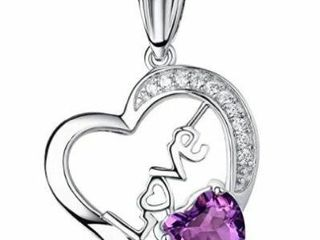 HXZZ Fine Jewelry Gift for Women 925 Sterling