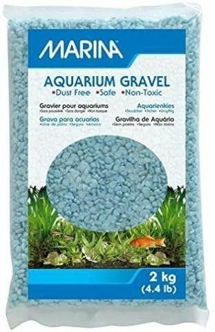 2  Marina 12480 Surf Decorative Aquarium Gravel