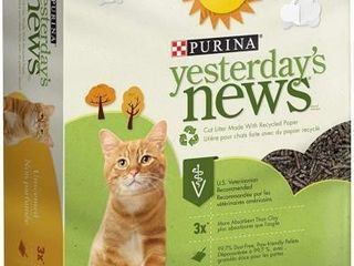 Purina Yesterday s News Unscented Non Clumping Cat