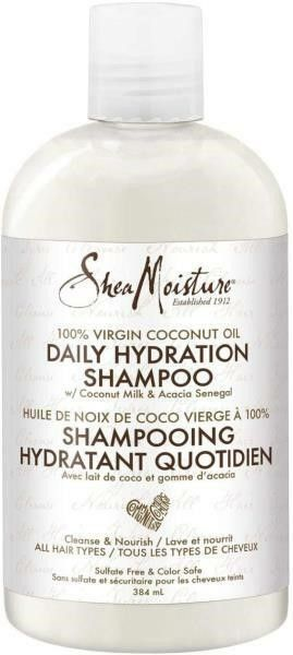 Sheamoisture Daily Hydration Shampoo 100  Virgin