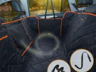 iBuddy Dog Car Seat Covers for Back Seat of