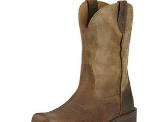 Used  ARIAT Men s 10 US Rambler Western Boot