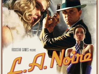 l A  Noire for PlayStation 4