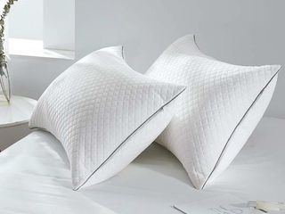 King Size Pillows   2 Pack Bed Pillows for