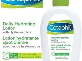 Cetaphil Daily Hydrating lotion with Hyaluronic
