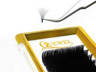 2  Volume Eyelash Extensions 0 07 C Curl 6mm