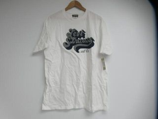 levi s Men s Xl Graphic logo T Shirt  White Presto