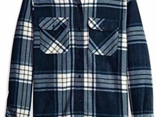 Wrangler Authentics Men s Xl long Sleeve Plaid