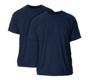 2 Pk Gildan Men s lG Ultra Cotton T Shirt  Style