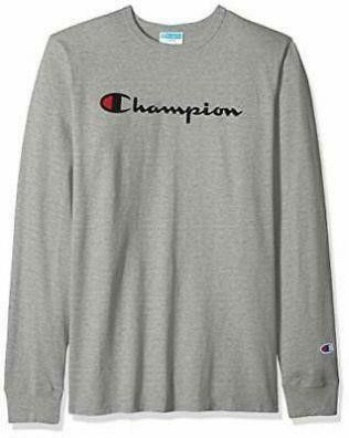 Champion Men s XXl Classic Graphic long Sleeve