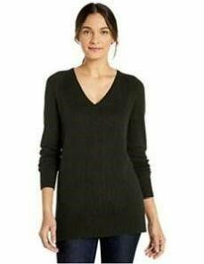 lark   Ro Women s Xl long Sleeve Tunic V Neck