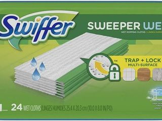 Swiffer Sweeper Wet Mopping Pad  Multi Surface