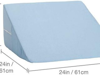 DMI Supportive Foam Bed Wedge leg Rest Cushion